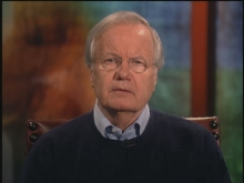 Bill Moyers — host of the PBS program Bill Moyers Journal