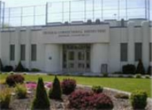 The U.S. Federal Correctional Institution at Danbury, Connecticut