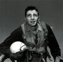 Col. John Boyd, U.S. Air Force, in a photo taken during his time as a fighter pilot
