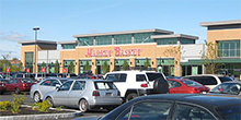 The flagship store of the Market Basket supermarket chain