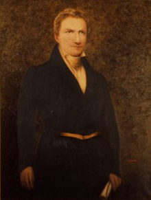 A portrait of Matthew Lyon, printer, farmer, soldier, politician