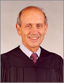 Associate Justice of the United States Supreme Court Stephen G. Breyer