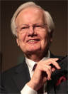Bill Moyers speaking at an event in Phoenix, Arizona