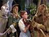 Dorothy, Scarecrow, Tin Man, Cowardly Lion, and Toto too
