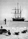 The Fram, Amundsen's ship