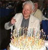 1988 Nobel Laureate Leon Lederman celebrating his eightieth birthday
