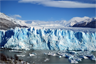 The Perito Moreno Glacier in Argentina