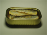A can of sardines — what many of us feel like on board a modern airliner