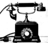 An early Swedish dial phone ca. 1876