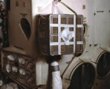 In-flight portrait of the Apollo 13 Environmental Control System