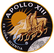 Apollo 13 Shoulder Patch