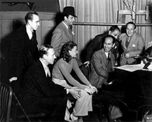 "The musical energy behind ""Shall We Dance"" (1937)"