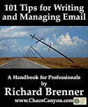 101 Tips for Writing and Managing Email