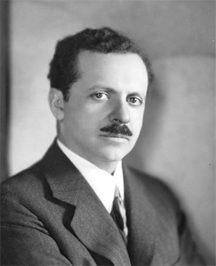 Edward Bernays, nephew of Sigmund Freud and an early pioneer in the field of Public Relations