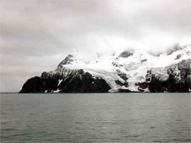Elephant Island, where Sir Ernest Shackleton and his crew were marooned in 1916