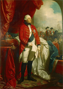 George III, King of Great Britain and King of Ireland, 1738-1820