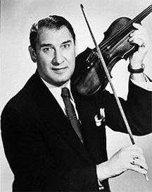 Henny Youngman in 1957