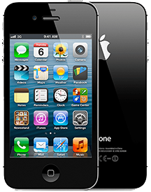 An iphone 4s