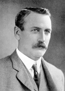 John Frank Stevens, who conceived the design and method of construction of the Panama Canal