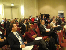 A meeting at the 13th Annual FAA Commercial Space Transportation Conference