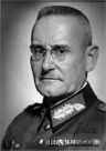 Franz Halder, German general and the chief of staff of the Army High Command (OKH) in Nazi Germany from 1938 until September 1942