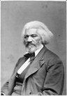 Frederick Douglass, ca. 1879, famed abolitionist and ex-slave