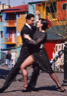 Gachi Fernandez and Sergio Cortazzo, professional tango couple