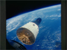 Gemini 7 as seen from Gemini 6