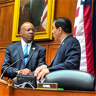 Rep. Elijah Cummings and Rep. Darryl Issa