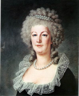Marie Antoinette, queen of France from 1774 to 1792