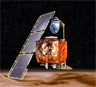 NASA's Mars Climate Orbiter, which was lost on attempted entry into Mars orbit