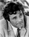 Peter Falk as Columbo in a 1973 publicity photo