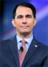 Governor Scott Walker of Wisconsin