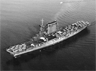 USS Lexington, an early aircraft carrier
