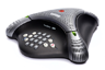 A VoiceStation 500 speakerphone by Polycom