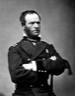 William Tecumseh Sherman as a major general in May 1865