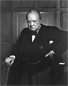Winston Churchill in the Canadian Parliament, December 30, 1941